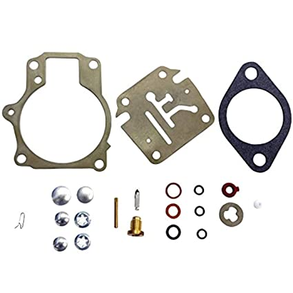 Johnson Evinrude Carb Carburetor Rebuild Kit 45 45 50 55 60 65 70 75 HP  396701 392061 398729