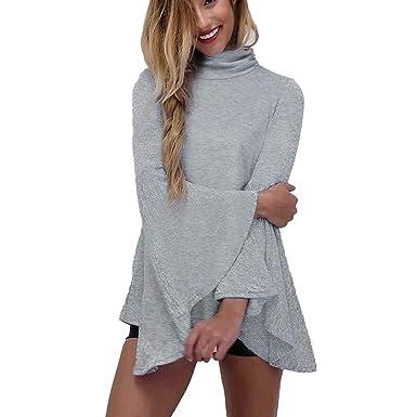 48c36739d0a01 VonVonCo Pullover Sweaters for Women, Women's Autumn Winter ...