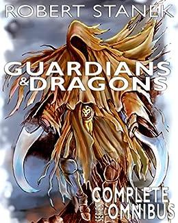 Guardians & Dragons (The Complete Quintet) (Lands of Ruin Mist Book 3) by [Stanek, Robert]