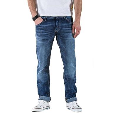 MeltinPot - Jeans Morgan D0120-UK285 para Hombre, Estilo ...