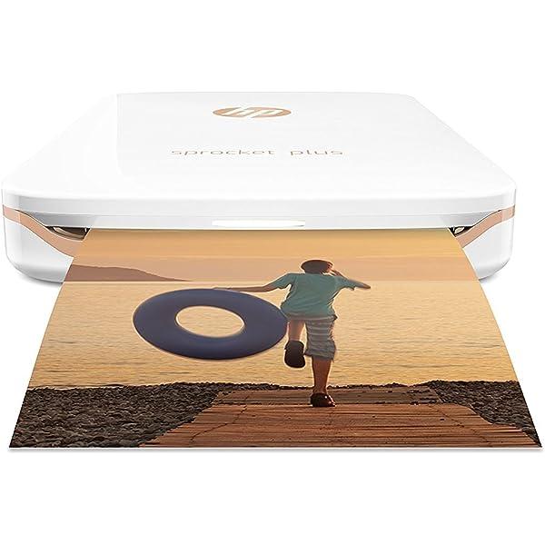HP Sprocket Studio - Impresora fotográfica portátil ...