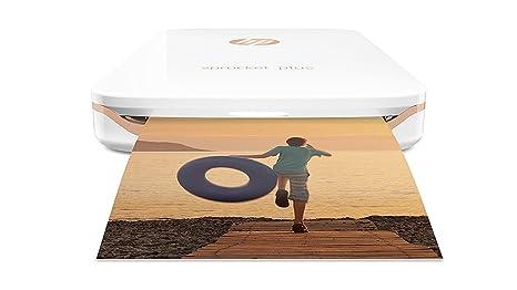 HP 2FR85A#AH2 Sprocket Plus - Impresora fotográfica portátil ...