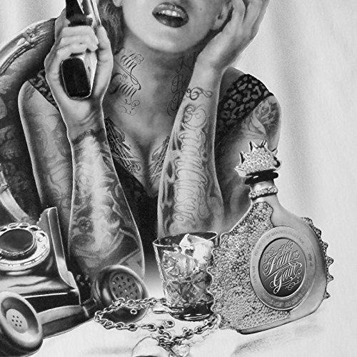 style3 Marilyn Tattoo Heartbreaker Camiseta para hombre T-Shirt rock monroe tatuar usa: Amazon.es: Ropa y accesorios