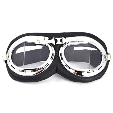 5b4f8bdc99db5 Harley Goggles for Harley Davidson Motor Protective Gear Glasses Motorcycle  Accessories   Parts Helmet Goggles  Amazon.co.uk  DIY   Tools