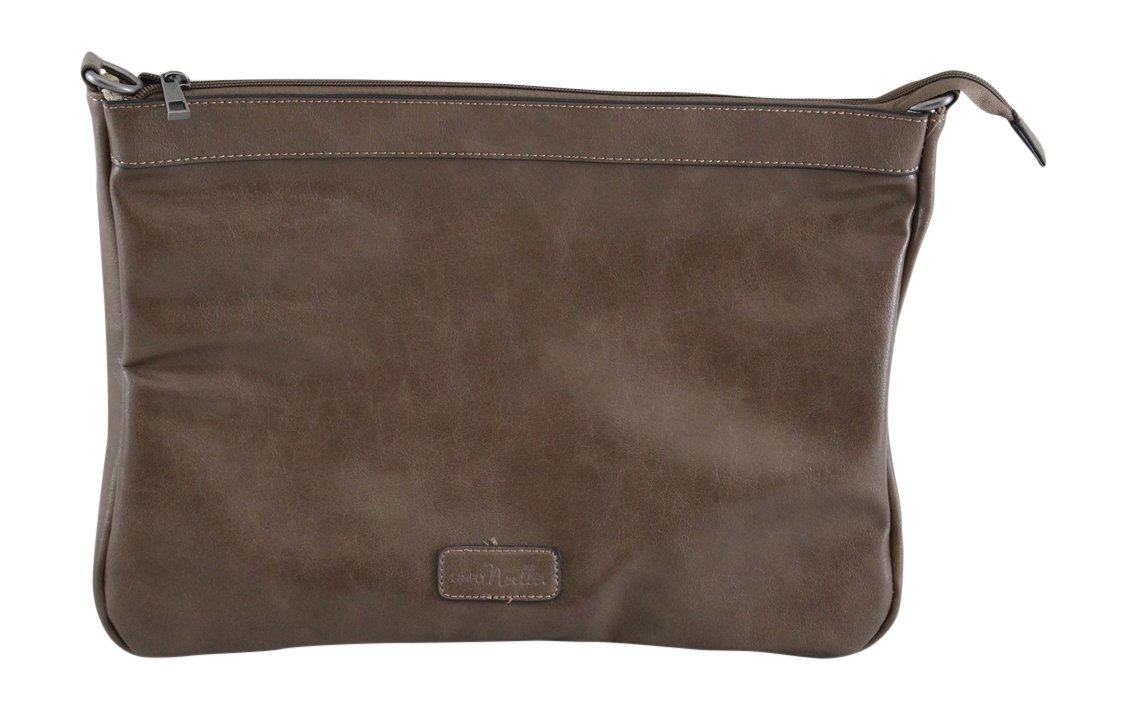 Simply Noelle Saddle Roller Bag, Taupe by Simply Noelle (Image #3)