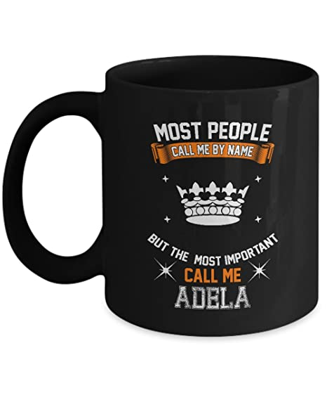 2b32428156ba6 Amazon.com  Cute ADELA Birthday gifts mug For Him