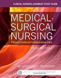 img - for Clinical Nursing Judgment Study Guide for Medical-Surgical Nursing - Elsevier eBook on Intel Education Study (Retail Standalone Access Card): Patient-Centered Collaborative Care, 8e book / textbook / text book