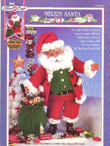 Merry Santa - Santa Claus Outfit for 16
