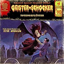 Totengeflüster (Geister-Schocker 40)