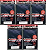 KMC Hyper Matte Sleeves (400 Pack), Blue