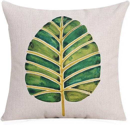 Amazon Com Wangxiaolin American Sofa Cushions Linen Flannel Window Large Pillows Decorative Square Pillow Lumbar Pillow 45cm45cm With Three Dimensional Pp Cotton Pillow Core Size 45cm45cm F Home Kitchen