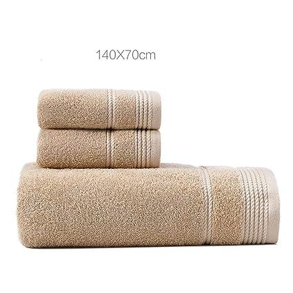 DYEWD Juego de Toallas de baño Premium para Hotel, súper Suave y Muy Absorbente,