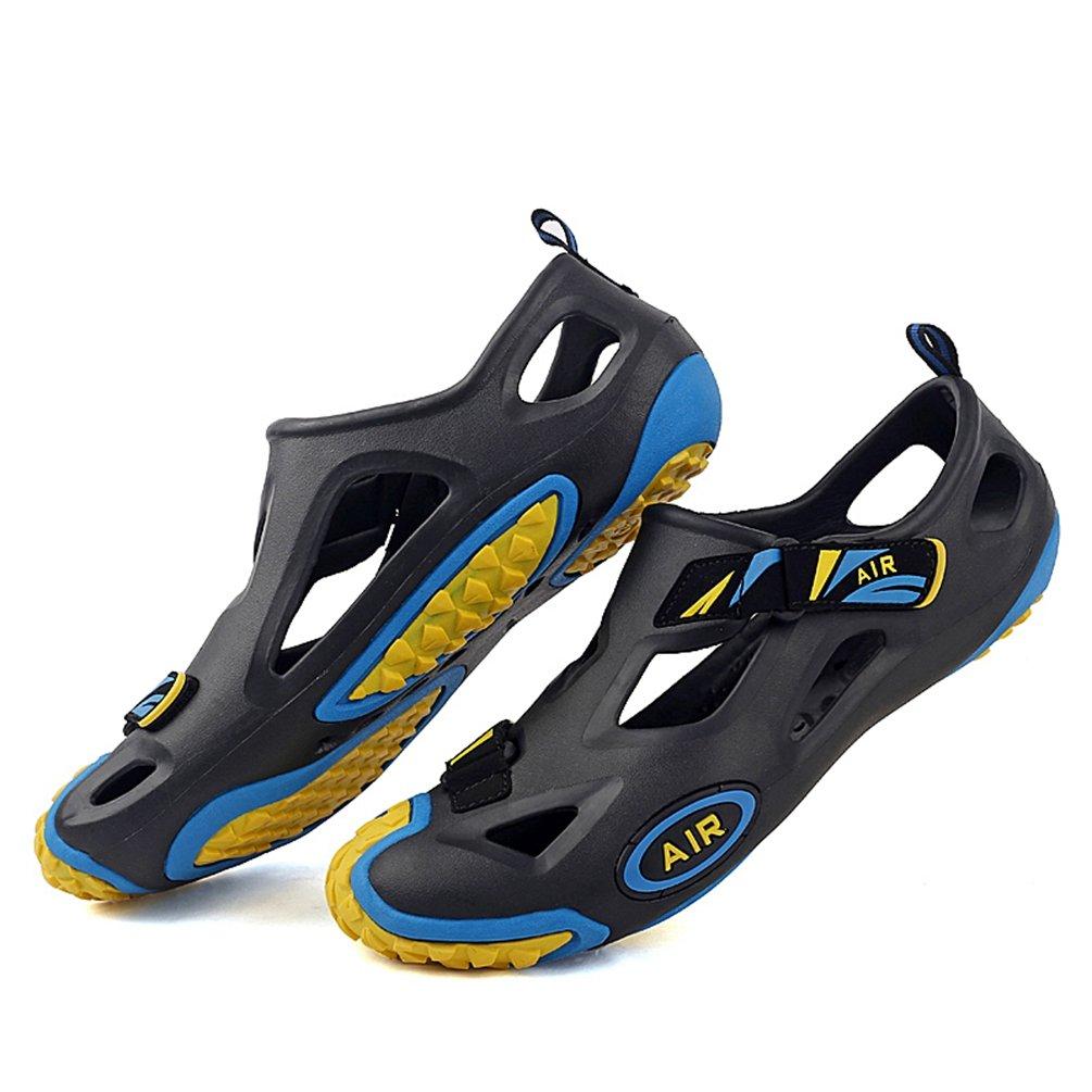 Agua De Verano Zapatos De Los Hombres Al Aire Libre Playa Antideslizante Upstream Zapatos Sandalias Sport Pesca Aqua Zapatos De Senderismo