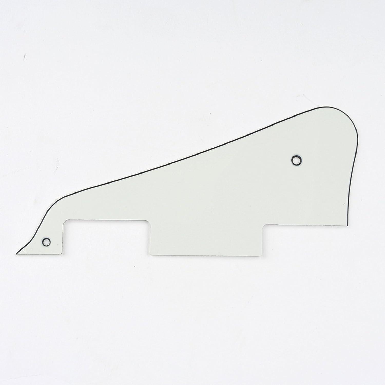 4 plis Rouge Tortoise Musiclily Pickguard Guitare /électrique pour Epiphone Les Paul de style moderne