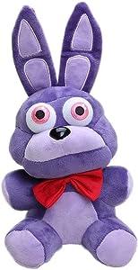 ZZZymh Five Nights At Freddy'S Plush Toys Juguetes Blandos Cute FNAF Plushies Animal Plush Toy Freddy, Bear, Foxy, Chica, Bonnie - Stuffed Toys Dolls