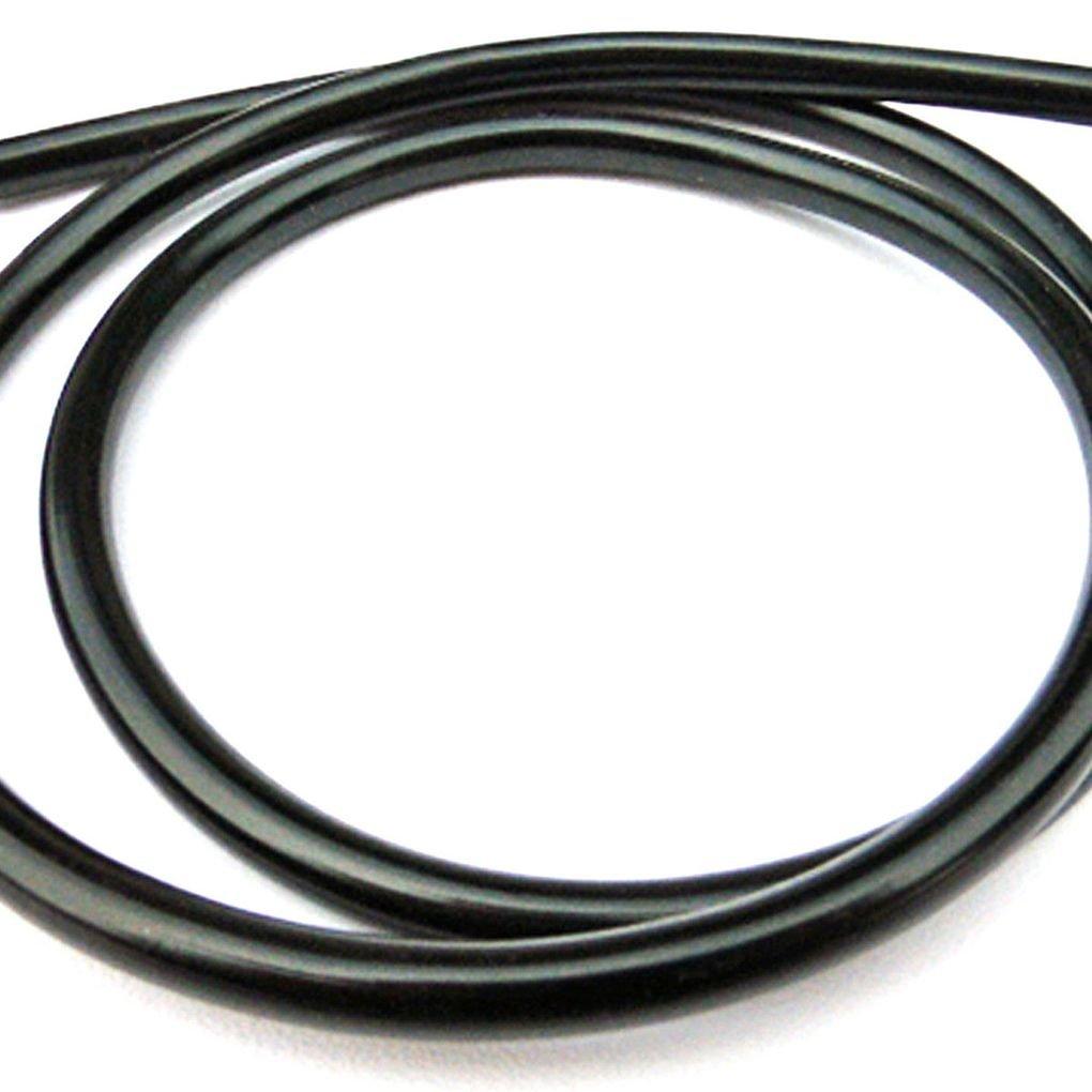 Ben-gi Universal de la Moto de la l/ínea de tuber/ías de Combustible Gasolina 5 mm x 8 mm O//D de 1 m de Largo Negro