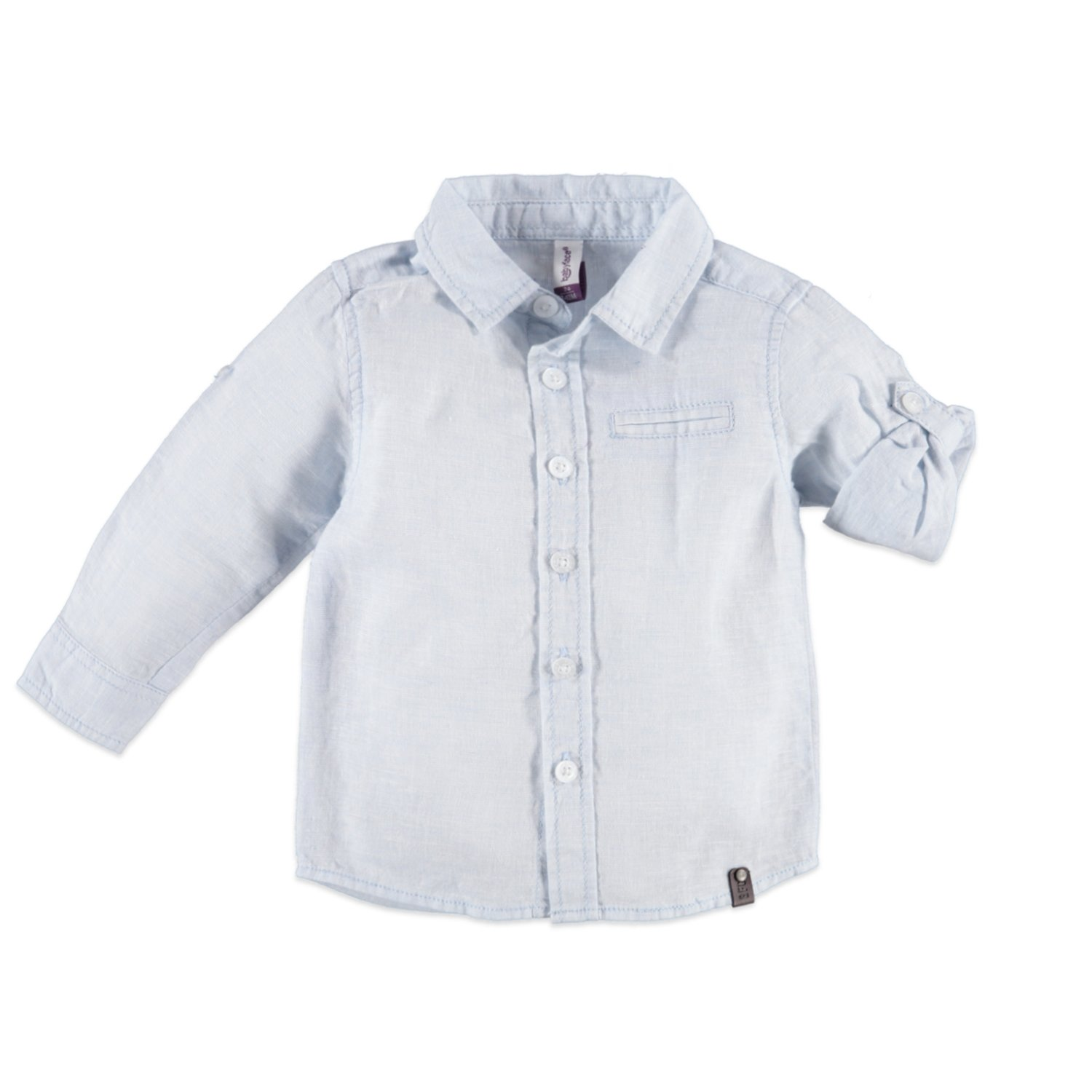 Light Blue Fb Babyface Boys Hemd 8107503