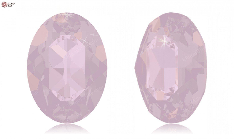 SWAROVSKI Crystals Elements Fancy Stones 4120 MM14,0X 10,0 F - Rose Water Opal F (395)