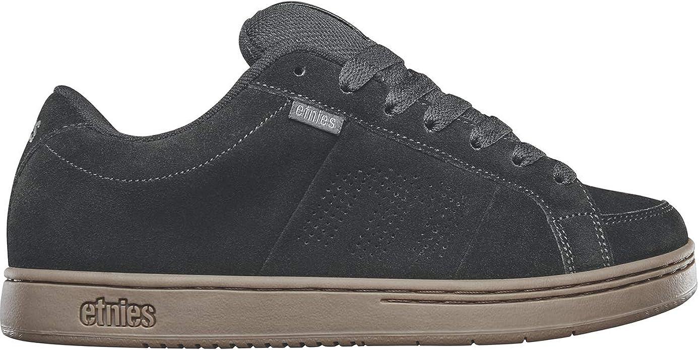 Etnies Kingpin Sneaker Skate Schuh Herren Dunkelgrau/Gummi
