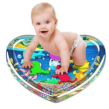 Yunhigh - Colchón Hinchable para niños con colchón Hinchable para ...