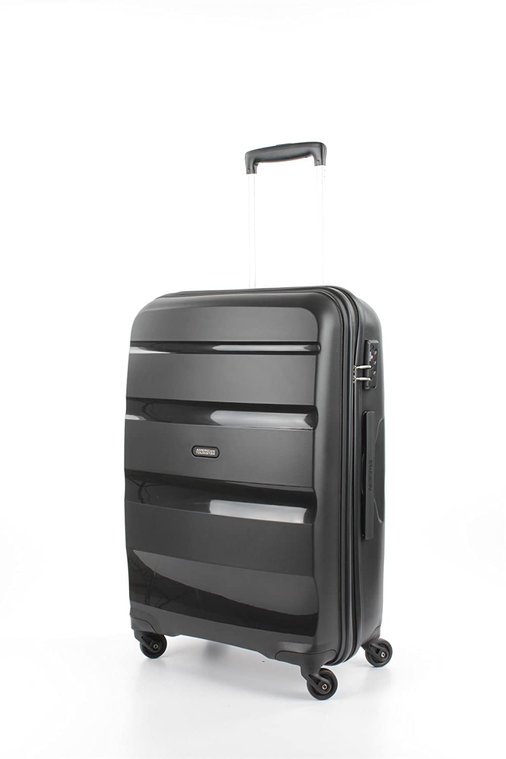 Luggage With Drawers American Tourister Bon Air 4 Wheels M Amazoncouk Luggage