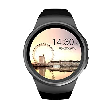 SJUTALR Relojes Deportivos Smart Watch SmartWatch Sim Card Monitor ...