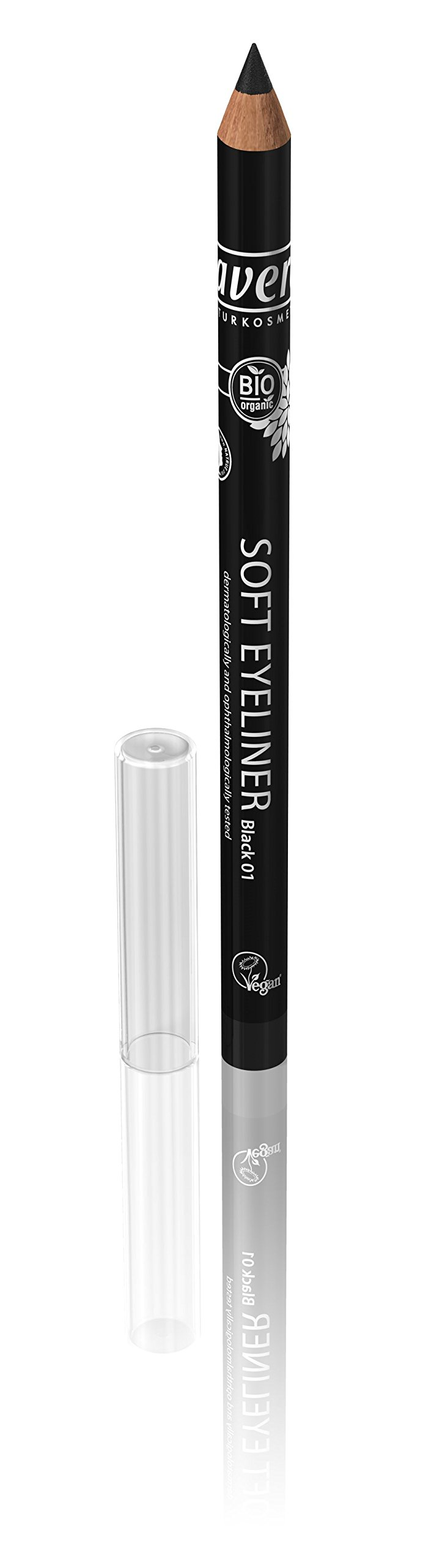Laverea Soft Eyeliner - Black #01