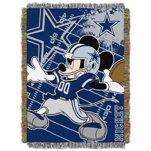 The Northwest Company Officially Licensed NFL Dallas Cowboys 48
