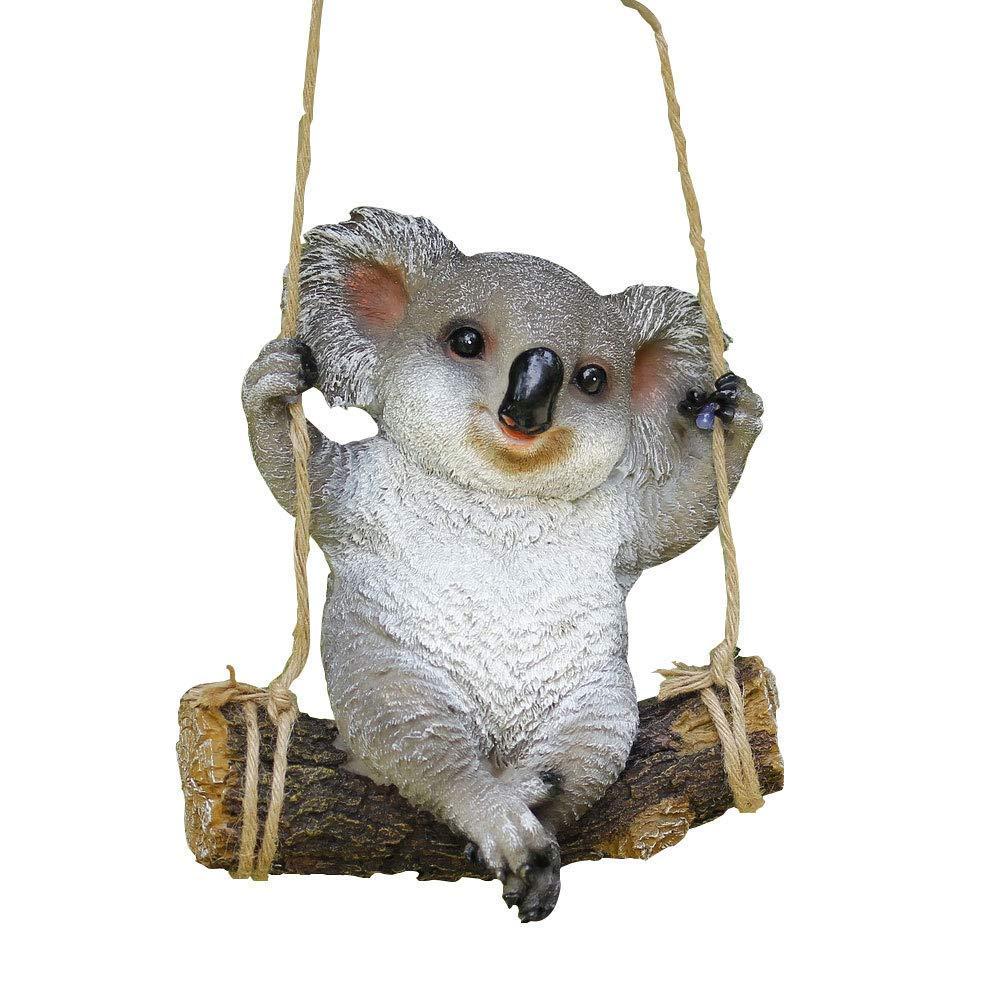 Swinging Koala