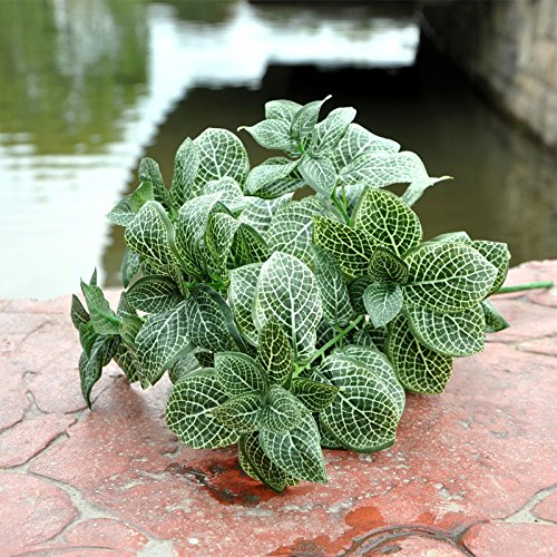 FYYDNZA-1-Pc-Artificial-Leaf-Net-Plant-Leaf-40-Cm-7-Branches-Artificial-Plant-Green-Flowers-Plant-Grass-For-Home-Deocration