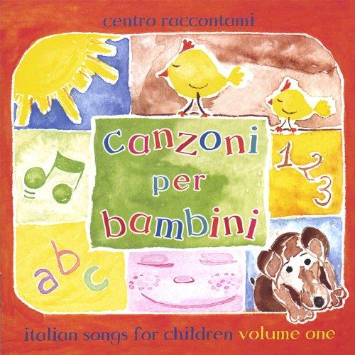 Amazon.com: Canzoni Per Bambini, Volume I: Centro