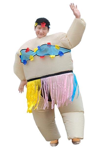 Snuter Traje inflable de sumo Adulto divertido traje de sumo ...