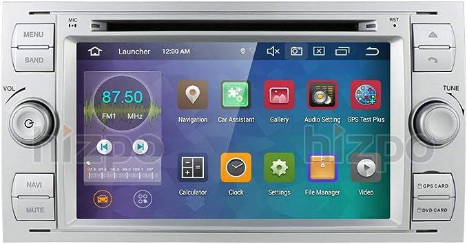 Hizpo Android 10 Octa Core Autoradio Doppel Din Stereo Elektronik