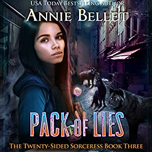 Pack of Lies Audiobook