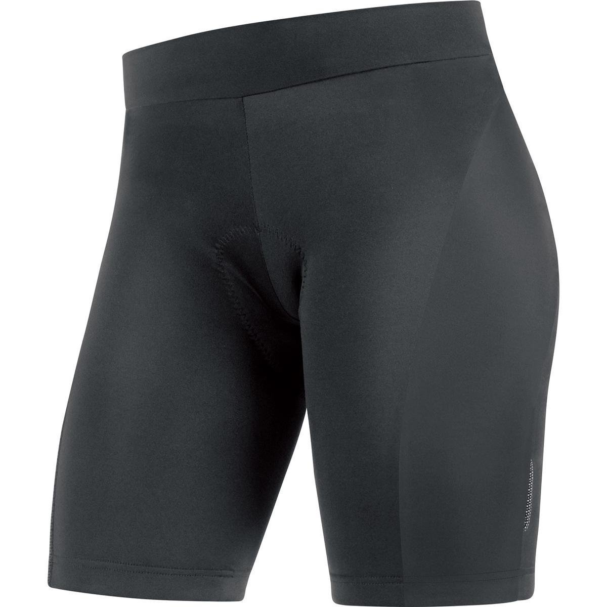 New ProductBIKE WEAR Women8217;s Short Cycling Tights with Seat Padding, GORE Selected Fabrics, ELEMENT LADY Tights short+, TLELES