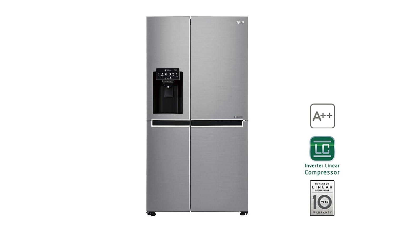 LG GSL761PZUZ frigorifero side-by-side