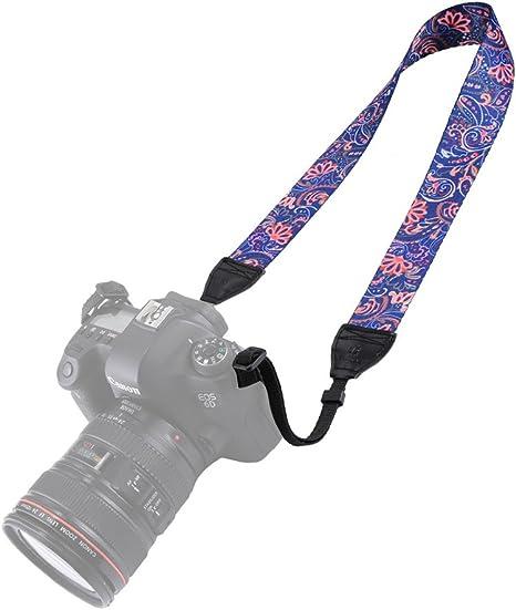 OWIKAR - Correa para cámara de fotos (estilo retro, estilo étnico ...