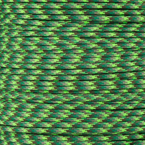 PARACORD PLANET 550 Paracord - for Indoor and Outdoor Use - Outdoor Recreation, Crafting, and Home Improvement Cord (10 Feet, Amazon)