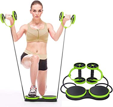 Sit up Bar Abdominal Roller Trainer Ab Core Work Abs Exercise Gear for Gym Home