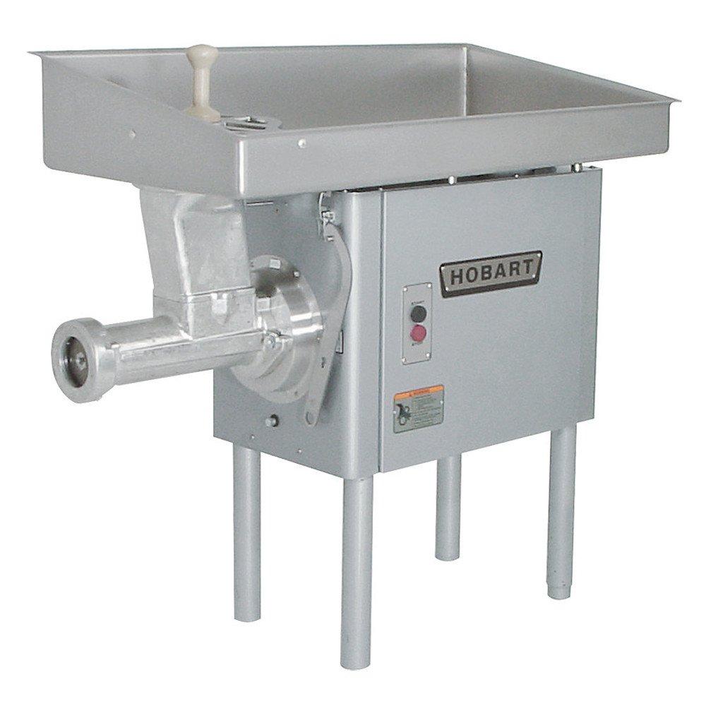 Best Commercial Meat Grinder Hobart 4146 Five HP Electric Meat Grinder