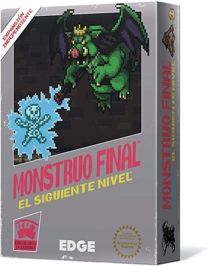Edge Entertainment-El Siguiente Nivel, Juego de Mesa (EEBWBM02): Amazon.es: Juguetes y juegos