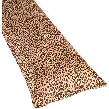 Amazon Com Sweet Jojo Designs Cheetah Animal Print Full