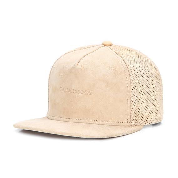 a7d3a663d4a Cayler   Sons Men Caps Snapback Cap Black Label Apache Brown Adjustable
