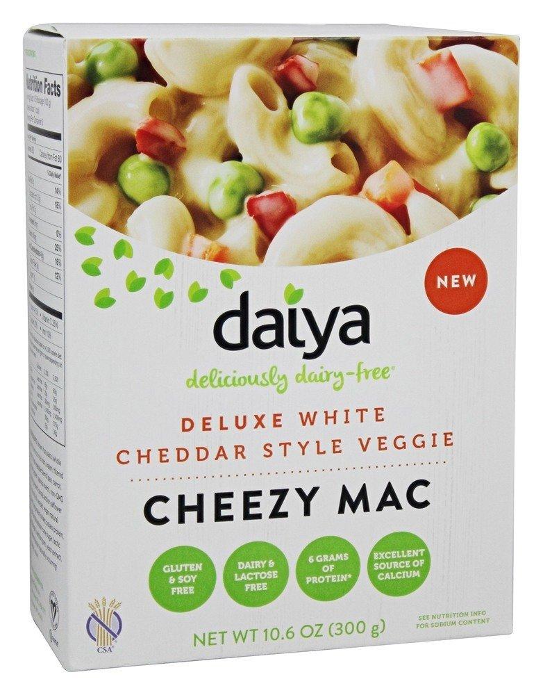 Plant-Based Mac Cheese