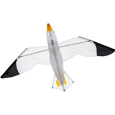 HQ Kites Seagull 3D Kite: Toys & Games [5Bkhe1400272]