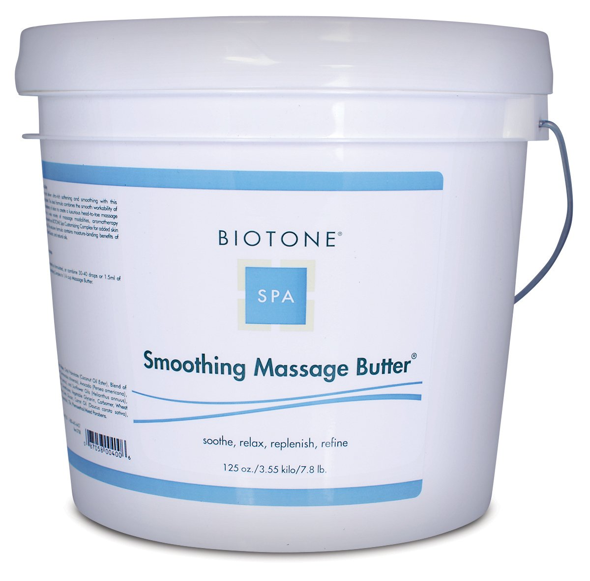 Biotone Smoothing Mass Butter, 124.8 Ounce