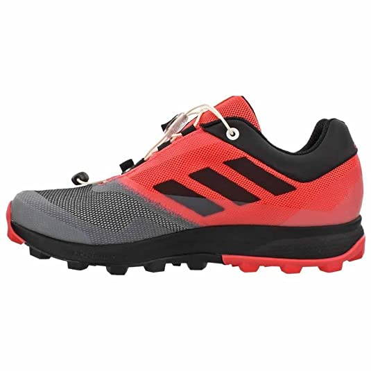 adidas Terrex Trailmaker GTX Womens Running Shoe 9.5 Super Blush-Black-White