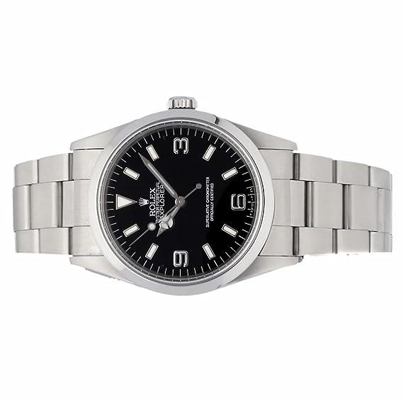 Rolex Explorer automatic-self-wind Mens Reloj 14270 (Certificado) de segunda mano