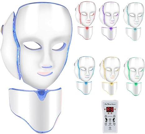 masque lumiere anti acne