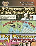 Historical Adventure /A Connecticut Yankee in King Arthur's Court/ Around the World in 8 Days/ the Prisoner of Zenda: A Connecticut Yankee in King ... of Zenda (Bank Street Graphic Novels)
